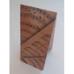 Marque Page Magnétique Notes Musique