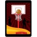 Sticker Cleaner Basketball