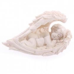 Mini Figurine Aile Ange avec petit sac cadeau