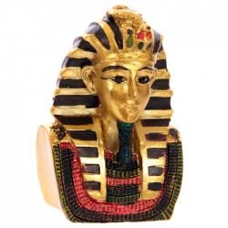 Mini Figurine Egyptienne avec petit sac cadeau