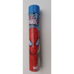 "Tube 12 Crayons de couleur ""Spiderman"""