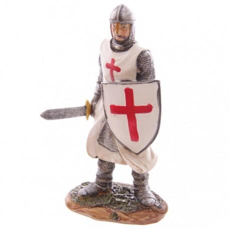Chevalier des Croisades 16 cm