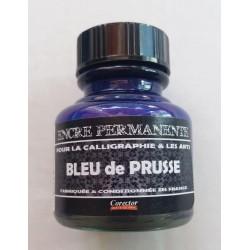 Encre Permanente BLEU DE PRUSSE - 30 ML