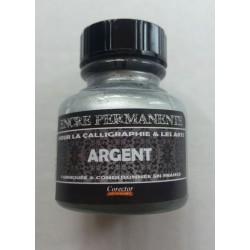 Encre Permanente ARGENT - 30 ML