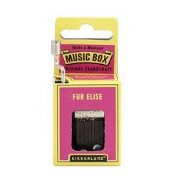 """Boîte à Musique """"Fur Elise"""""""