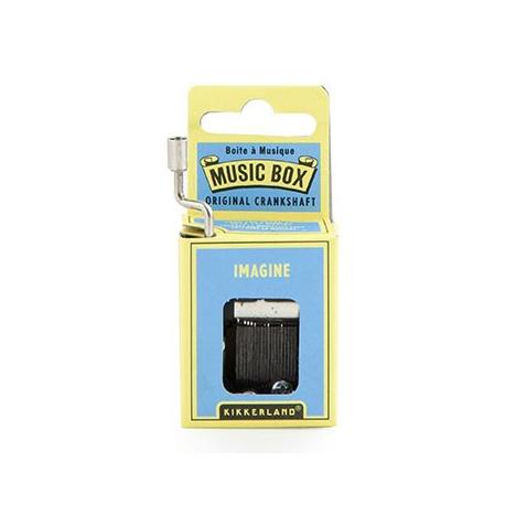 """Boîte à Musique """"Imagine"""""""