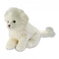 Peluche Lion Blanc