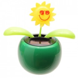 Figurine Solaire Tournesol
