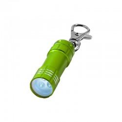 Porte-clés lampe torche à Leds (vert)