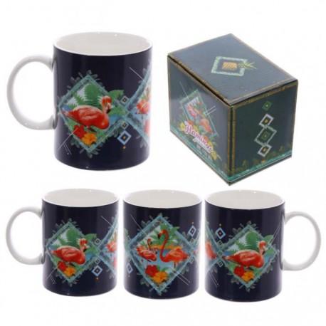 Mug Flamants Roses