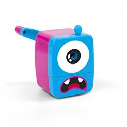 Taille crayon Mini Monsters Bleu Rose