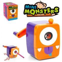 Taille crayon Mini Monsters Orange Violet